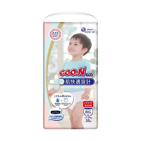 Трусики GooN  BIG 38 мальчик/девочка (12-20кг)