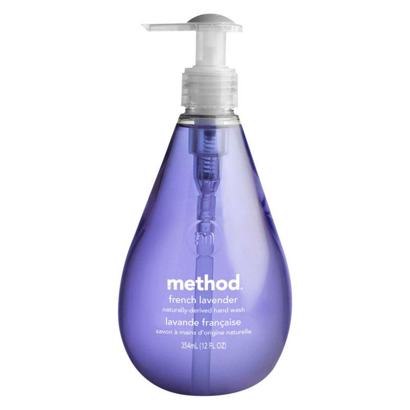 Мыло для рук на основе лаванды Method 354 ml