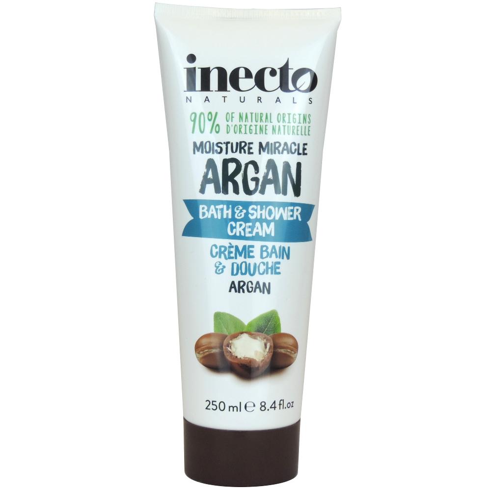 Гель для душа на основе арганового масла 250мл/Inecto Naturals Argan Bath & Shower