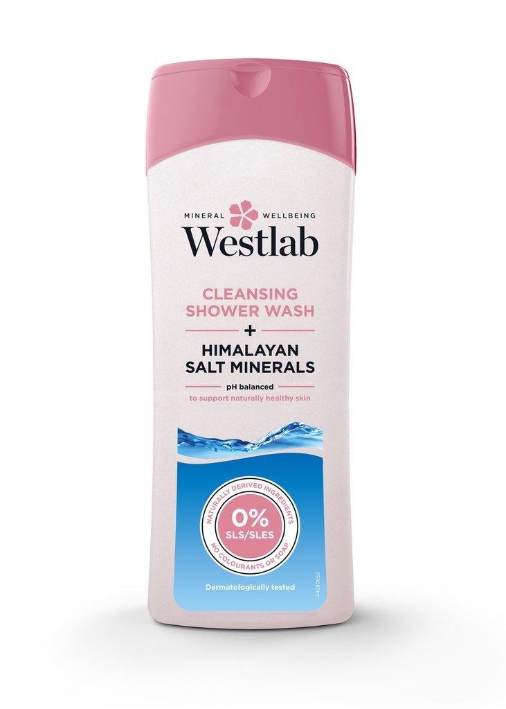 Гель для душа Westlab с минералами гималайской соли 400 мл