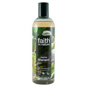 Шампунь Жожоба для волос  Faith in nature 400 ml