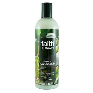Кондиционер Жожоба для волос  Faith in nature 400 ml