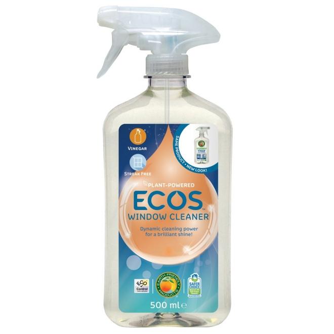 Window Cleaner ECOS Экологичное средство для мытья окон  500 мл