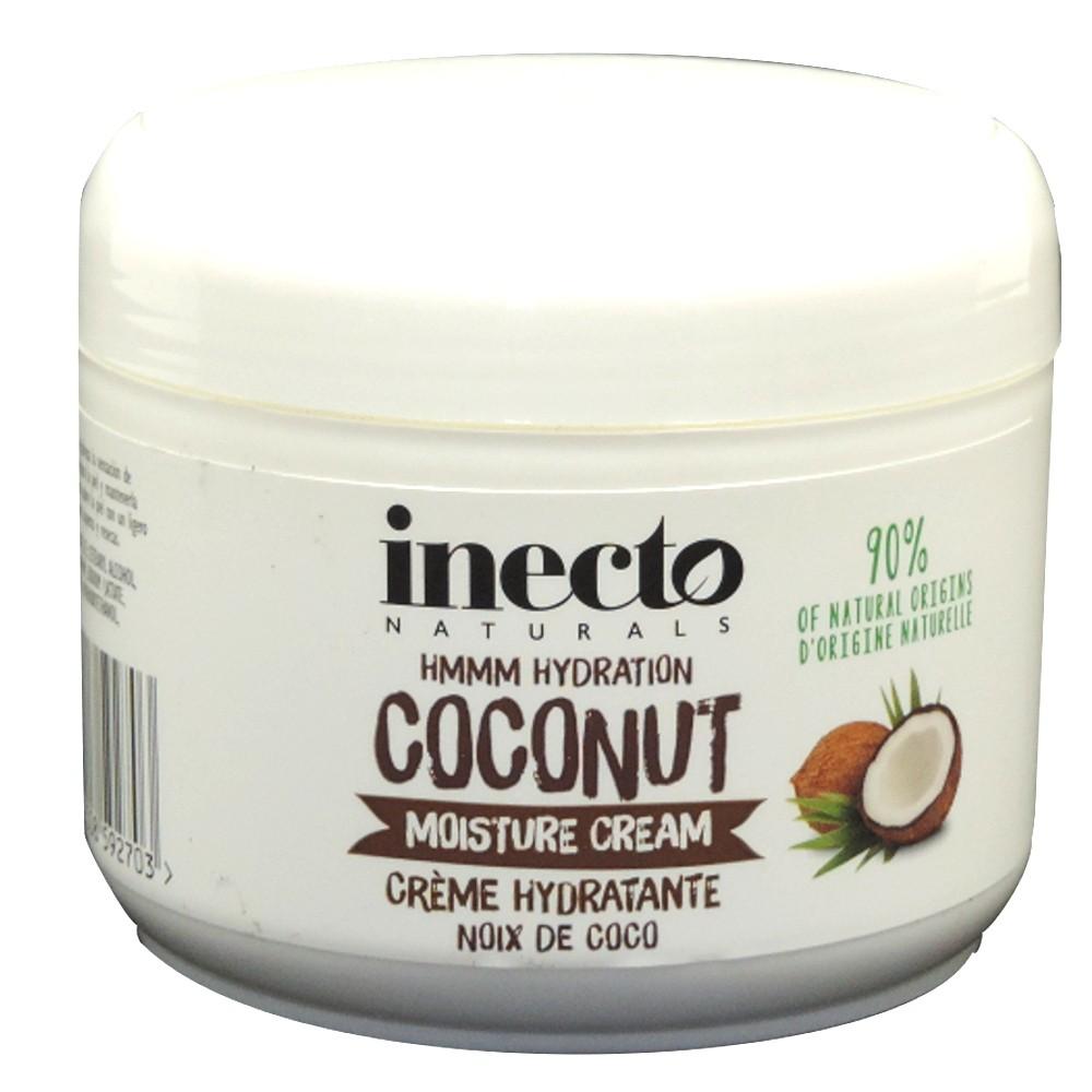 Крем для тела с кокосовым маслом 250ml/Inecto Naturals Coconut Moisture cream