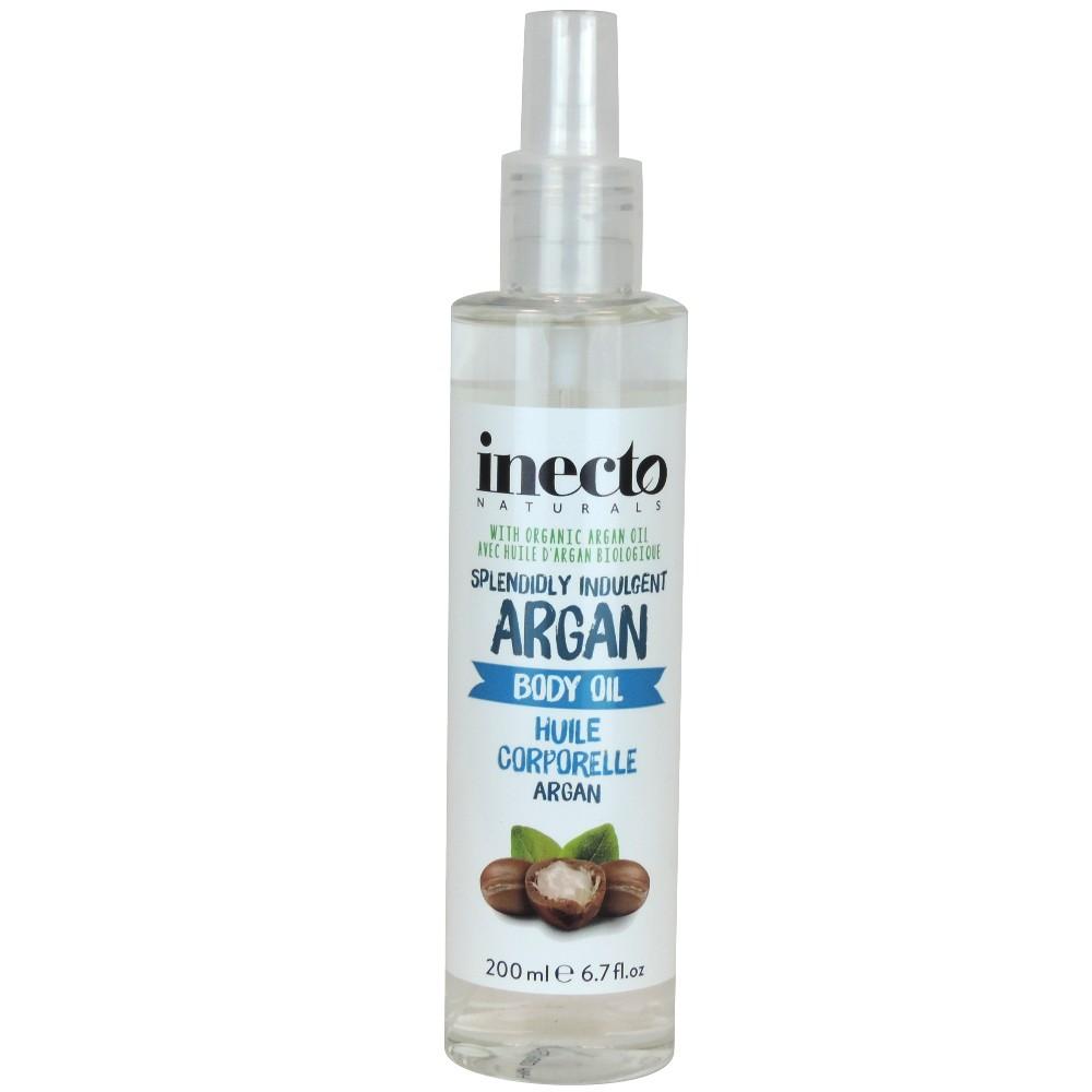 Масло для тела Inecto Naturals Indulgent Argan  (200ml)