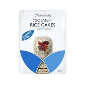 Органические рисовые хлебцы 130 гр