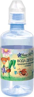Вода питьевая детская Fleur Alpine 0.25 л