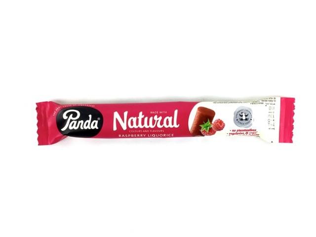 """Лакричный батончик """"Natural"""" со вкусом малины 32 гр"""