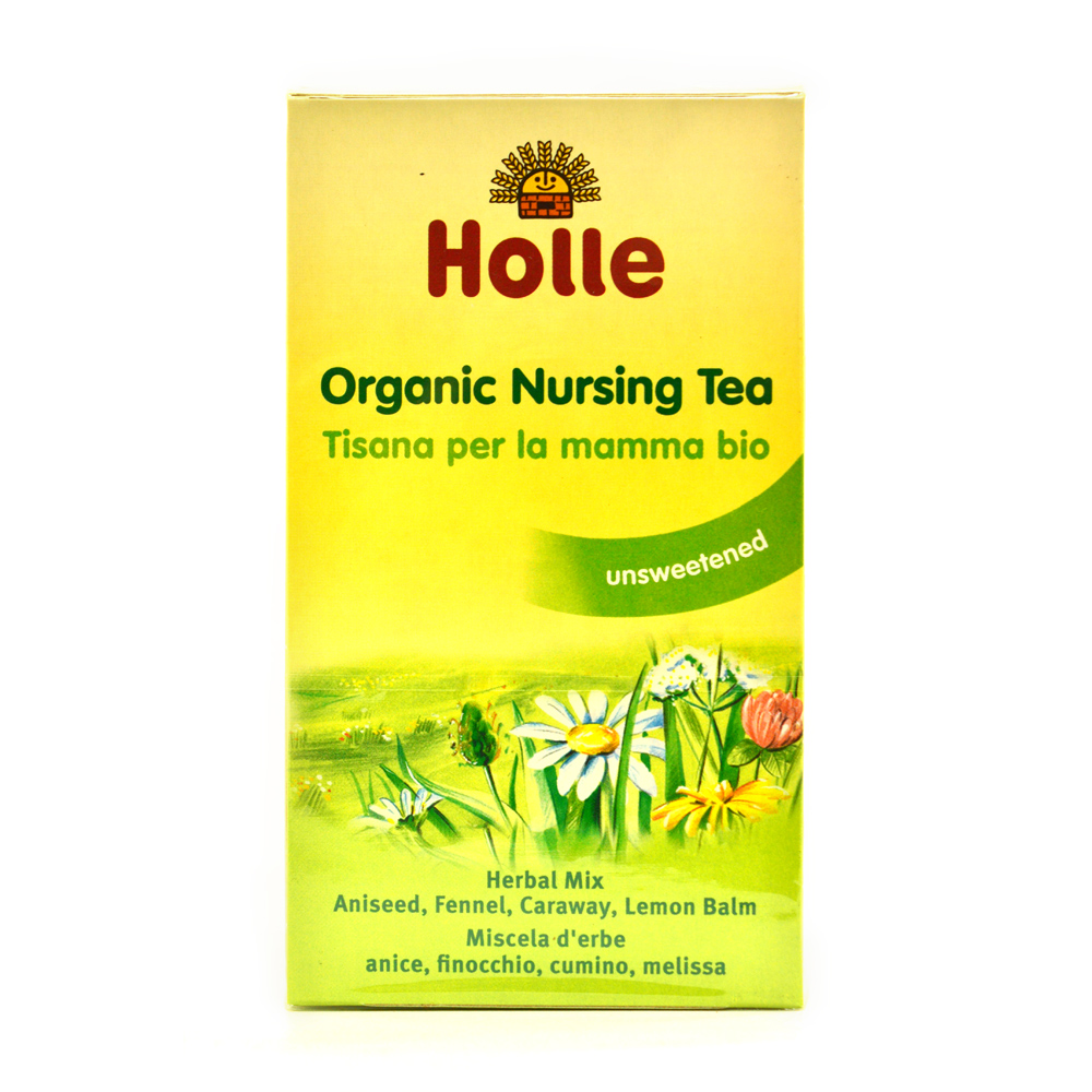 Органический чай для кормящих мам