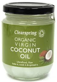 Органическое кокосовое масло 200гр.