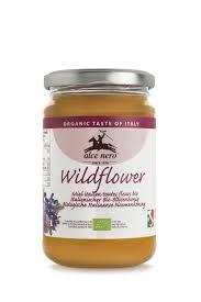 Мёд полевых цветов, органический 400гр.