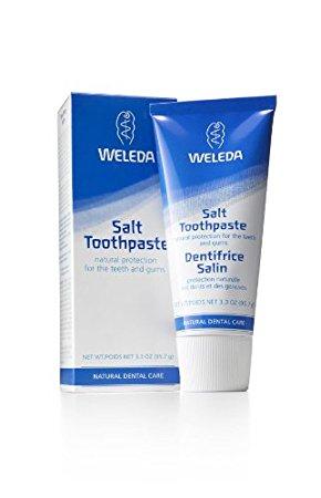 """Натуральная зубная паста """"Salt Toothpaste"""" с отбеливающим эффектом 75мл"""