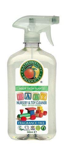 Био средство для чистки и дезинфекции игрушек и детской комнаты 500мл.