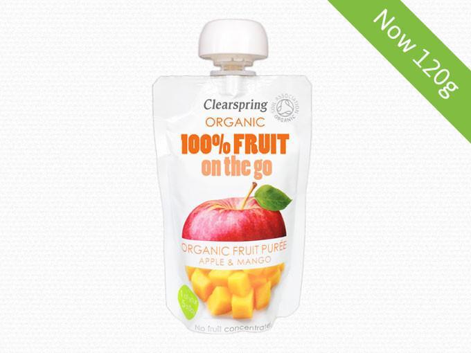 Яблоко,манго/120гр