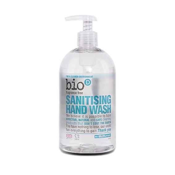 """Жидкое мыло для рук с антибактериальным эффектом """"BioD"""" 500мл/без запаха"""