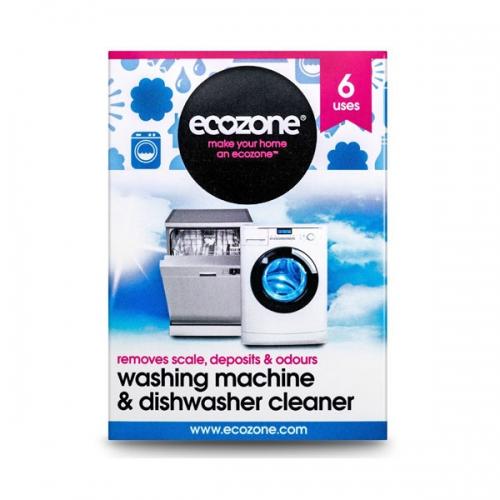 """Экологический удалитель засоров,накипи """"Экозон"""" для стиральной и посудомоечной машин/6таб."""