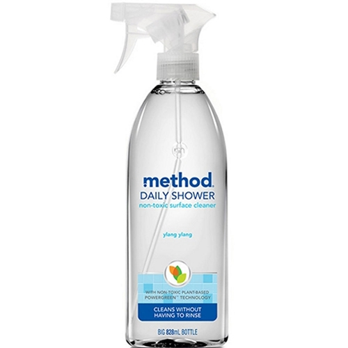 "Средство для чистки ванных комнат ""Method""/спрей/828мл/"