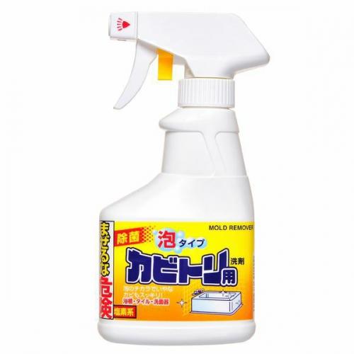 Пенящееся средство против плесени и стойких загрязнений «rocket soap», 300 мл