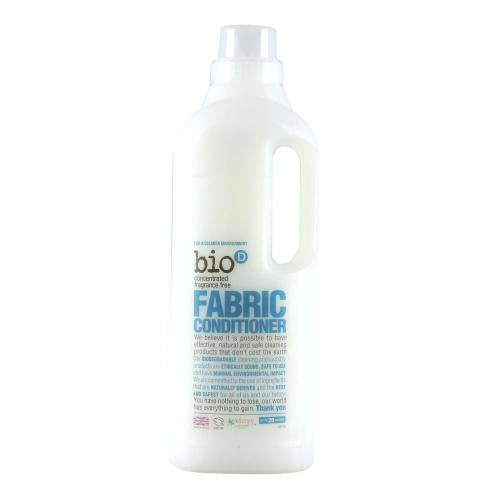 "Кондиционер для белья без запаха ""BioD"" 1л./концентрат/"