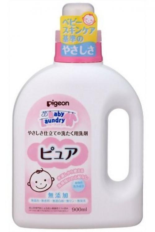 Pigeon. Жидкое средство для стирки детской одежды (с 0 месяцев).800ml