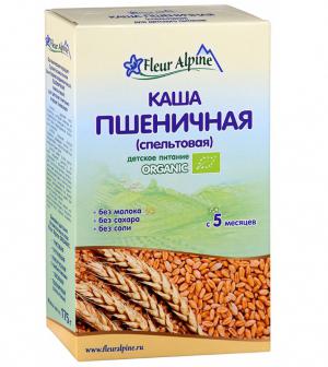 Каша пшеничная (спельтовая) с 5мес. 175гр.