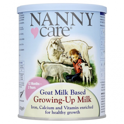 NANNYcare Goat (Growing-Up) Milk 1-3 года - 400g