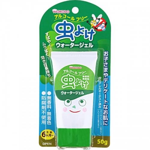 Водный гель от укусов насекомых для детей от 6 месяцев Wakodo.