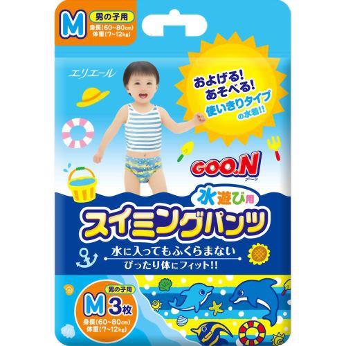 Японские трусики для плавания и купания Goon (Гун)