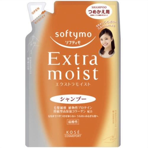 Увлажняющий шампунь для волос с коллагеном 400мл/сменная упаковка/