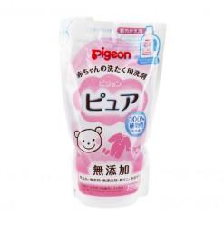 Pigeon. Жидкое средство для стирки детской белья с рождения/мягкая упаковка 720мл.
