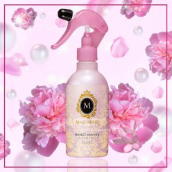 Увлажняющий мист для волос с экстрактом жемчуга Ma Cherie Perfect Shower, Shiseido