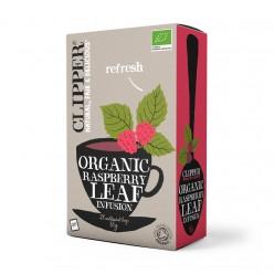 Органический чай из листьев малины, 20 пакетиков