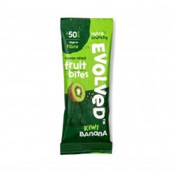Фруктовые кусочки киви & банан 8 гр.