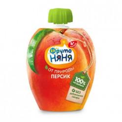 Пюре персиковое