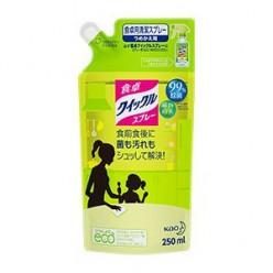 """Моющее средство для дома с дезинфицирующим эффектом """"КAO"""" с ароматом зеленого чая/запаска 250мл"""