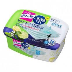 """Салфетки для уборки туалета KAO """"Quickle"""" с ароматом мяты и лимона 8 шт"""