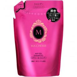 Шампунь для придания объема волосам Ma Cherie Airfeel Shiseido 450ml запасной блок 380 мл