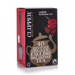 Чай органический Clipper 40 пакетиков