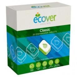 Экологические таблетки для посудомоечной машины Ecover Эковер, 25шт.