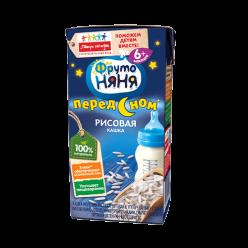 Кашка молочно-рисовая с 6+ мес 200 мл