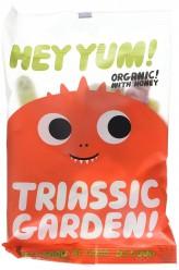 """Фруктовые жевательные конфеты """"Динозаврики"""" йогуртовые 100гр."""