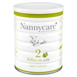 NANNYcare Goat Milk Stage 2 6-12 мес - 900g