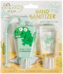 Антибактериальный гель для рук для детей Jack N´Jill Динозавр 2x29ml