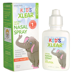 Детский назальный спрей Infant Kids Xlear 22ml