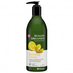 Лосьон Avalon Organics Лимон для рук и тела 340 г