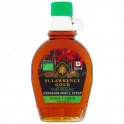 Канадский органический кленовый сироп 250мл.