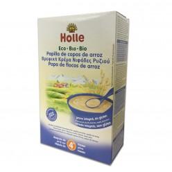Органическая рисовая безмолочная каша Holle с 4 месяцев 250 г