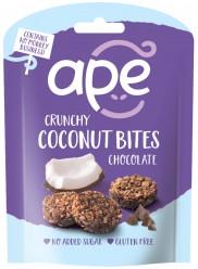 Хрустящие кокосовые кусочки в шоколаде , 26 гр