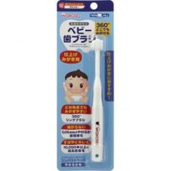 Детская зубная щетка для первых зубов Wakodo/Niko Pikabeby