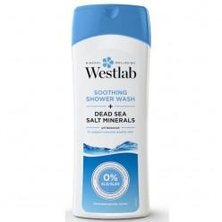 Гель успокаивающий для душа Westlab с минералами солей мертвого моря 400 мл